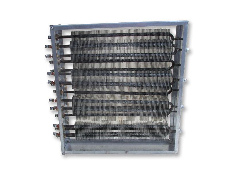 Air Duct Heating Panels