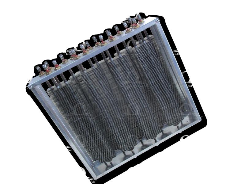 Calefactores para aire forzado